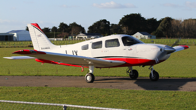 ZK-LJX - Piper PA-28-181 Archer TX - Aero Club - Canterbury