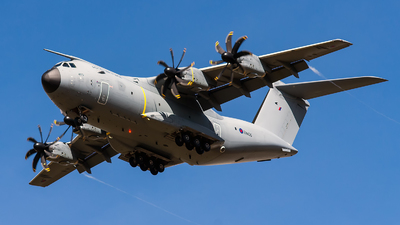 A picture of ZM405 - Airbus A400M -  - © Gabriel Melo