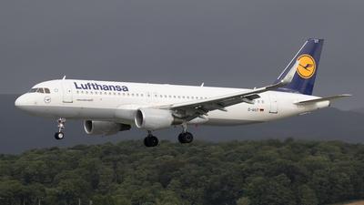 D-AIUT - Airbus A320-214 - Lufthansa