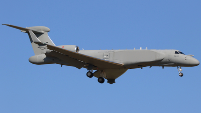 MM62293 - Gulfstream G550AEW - Italy - Air Force