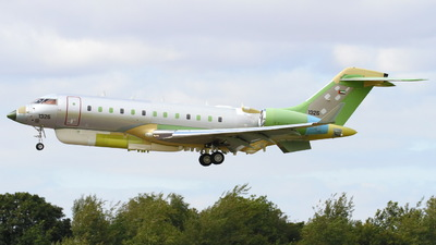 1326 - Bombardier BD-700-1A10 Global 6000 - United Arab Emirates - Air Force