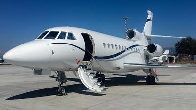 N75KE - Dassault Falcon 900LX - Private