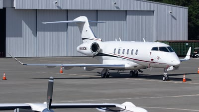 N683CM - Bombardier BD-100-1A10 Challenger 350 - Private