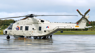 N-324 - NH Industries NH-90NFH - Netherlands - Navy