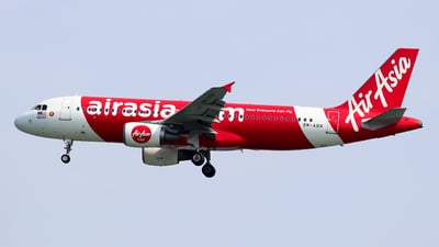 A picture of 9MAQN - Airbus A320216 - AirAsia - © ZUCK-ZX