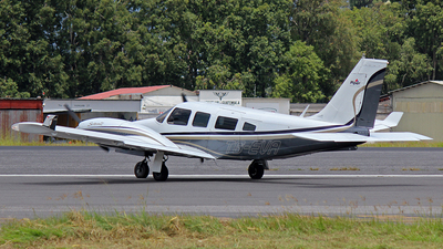 TG-EVA - Piper PA-34-200T Seneca II - Private