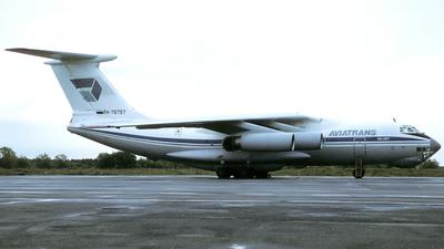 RA-76757 - Ilyushin IL-76T - Aviatrans