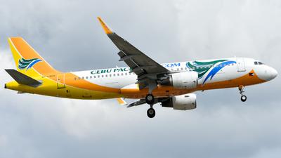 RP-C4105 - Airbus A320-214 - Cebu Pacific Air