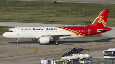 A picture of B9979 - Airbus A320214 - Shenzhen Airlines - © Austin_SA