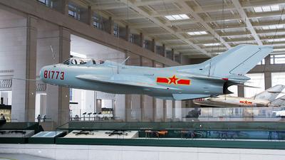 81773 - Shenyang JJ-6 - China - Air Force