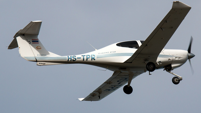 HS-TPR - Diamond DA-40D Diamond Star TDI - Civil Aviation Training Center (CATC)