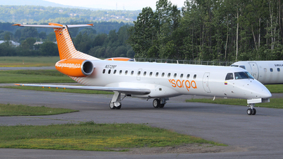N572RP - Embraer ERJ-145LR - SARPA - Servicios Aereos Panamericanos Colombia
