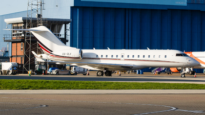 CS-GLY - Bombardier BD-700-1A11 Global 5000 - NetJets Europe