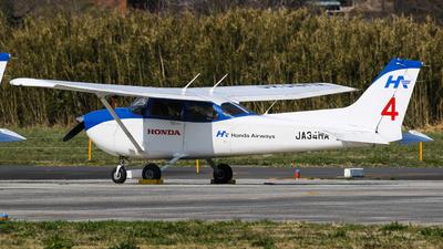 A picture of JA34HA - Cessna 172S Skyhawk SP - [172S11017] - © C. v. Grinsven