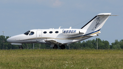 A picture of N89GR - Cessna 510 Citation Mustang - [5100043] - © DJ Reed - OPShots Photo Team