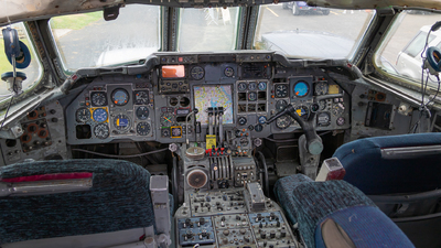 G-ARPP - Hawker Siddeley HS-121 Trident 1 - British Airways
