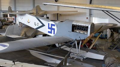 IL-2 - IVL A.22 Hansa - Finland - Air Force
