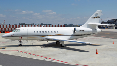 N15BY - Dassault Falcon 2000 - Private