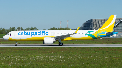 D-AVZU - Airbus A321-271NX - Cebu Pacific Air