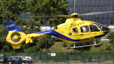 F-HTPI - Eurocopter EC 135T2+ - Inaer