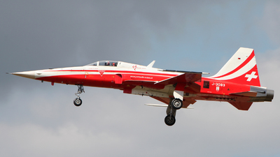 J-3083 - Northrop F-5E Tiger II - Switzerland - Air Force