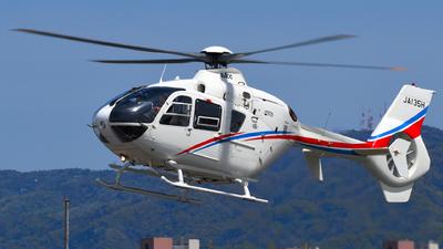 JA135H - Eurocopter EC 135T2 - Shizuoka Air Commuter