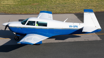 VH-SPN - Mooney M20J - Aero Club - Western Australia