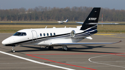 N709SP - Cessna Citation Latitude - Private