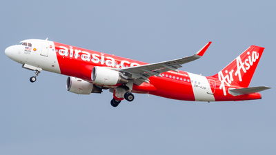 A picture of 9MAJG - Airbus A320214 - AirAsia - © JC28