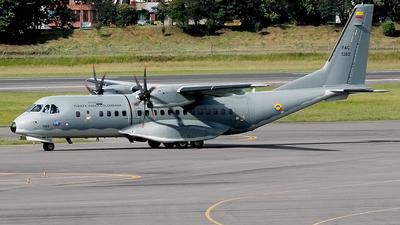 FAC1282 - CASA C-295M - Colombia - Air Force