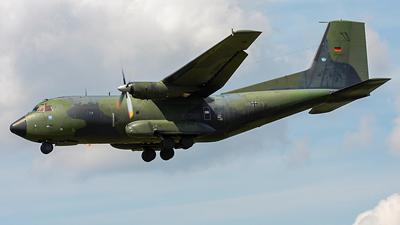 50-34 - Transall C-160D - Germany - Air Force