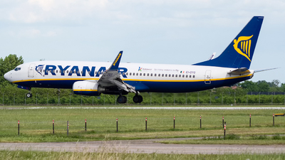 EI-DYO - Boeing 737-8AS - Ryanair