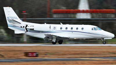 N735XL - Cessna 560XL Citation XLS - Private