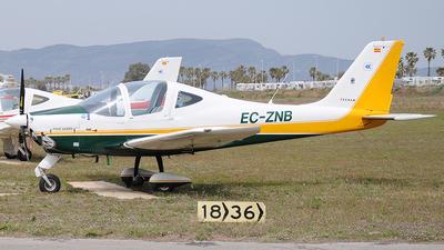 EC-ZNB - Tecnam P2002 Sierra - Private
