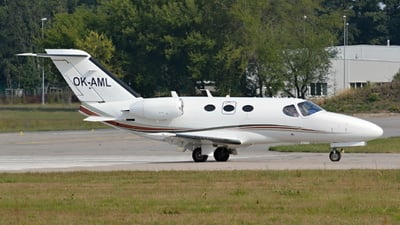 OK-AML - Cessna 510 Citation Mustang - Private