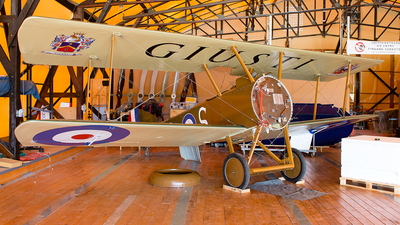 I-DGMC - Sopwith Camel F.1 - Private