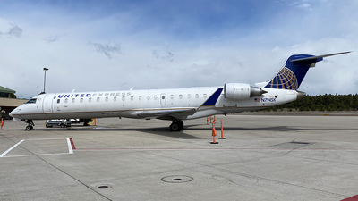 A picture of N794SK - Mitsubishi CRJ701ER - United Airlines - © Alexander Aston