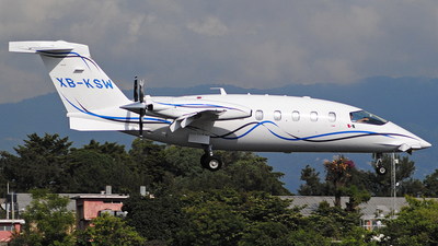 XB-KSW - Piaggio P-180 Avanti - Private