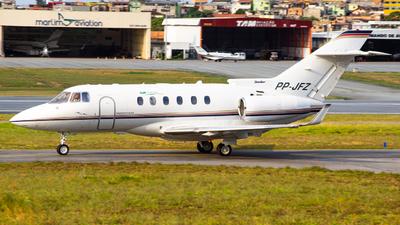 PP-JFZ - Hawker Beechcraft 850XP - Líder Táxi Aéreo