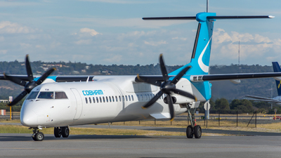 VH-IYH - Bombardier Dash 8-Q402 - Cobham Aviation Services Australia