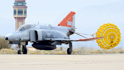 74-1645 - McDonnell Douglas QF-4E Phantom II - United States - US Air Force (USAF)