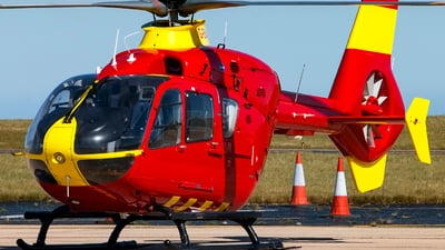 G-EMAA - Eurocopter EC 135T2 - Bond Air Services