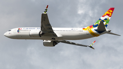 VP-CIX - Boeing 737-8 MAX - Cayman Airways