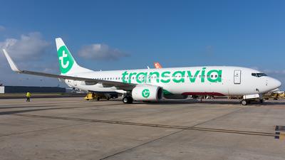 PH-HXC - Boeing 737-8K2 - Transavia Airlines
