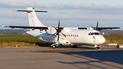 F-GPYK - ATR 42-500 - HOP! for Air France