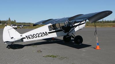 N3022M - Piper PA-12 Super Cruiser - Private