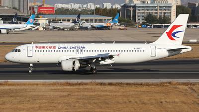 B-6607 - Airbus A320-214 - Air China