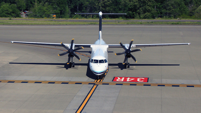 N431QX - Bombardier Dash 8-Q402 - Alaska Airlines (Horizon Air)