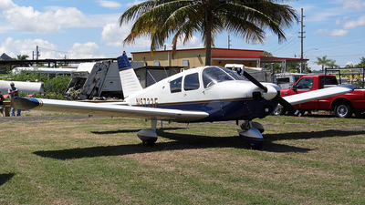N5733F - Piper PA-28-140 Cherokee B - Private