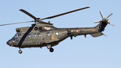 HT.21-13 - Aérospatiale AS 332B Super Puma - Spain - Army